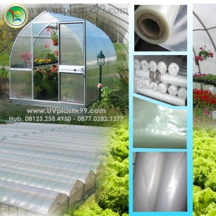 Plastik UV Greenhouse 6a