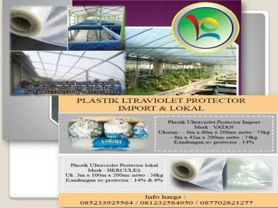 plastik uv untuk tambak